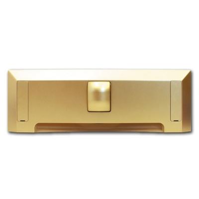 Пневмосовок LEOVAC низький, золото