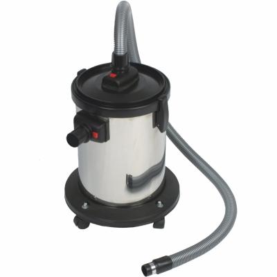 Сепаратор для сухой и влажной уборки встроенным пылесосом