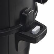AEG 870 - легкосьемный бак