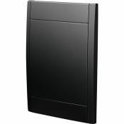 Пневморозетка RetraFlex, черная