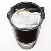 AEG Oxygen 855 - бак для пыли