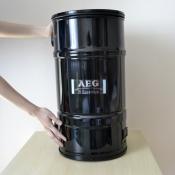 Встроенный пылесос AEG 262
