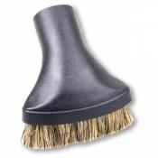 Круглая щетка DELUXE для пыли