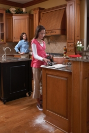 vroom на кухне