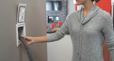 Система прихованого шлангу вбудованого пилососа | Retraflex