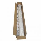 Монтажний набір для вбудованого пилососа- 3 розетки